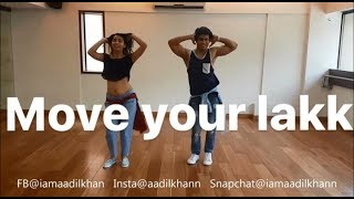 Move Your Lakk Video Song | Noor | Aadilkhan | Sonakshi sinha &Diljit Dosanjh, Badshah | T-series