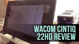 Wacom Cintiq 22HD: One-Year Review