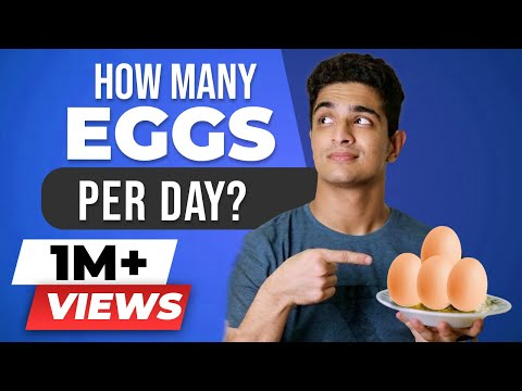Video How many eggs should I eat a day - For Men and Women - BeerBiceps Diet
