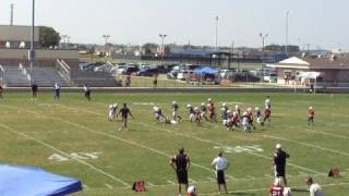 Heath Hawks Black vs Little Elm Lobos 1A