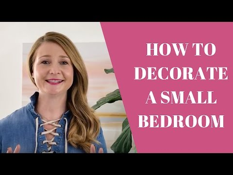 Small Bedroom Design | 2017