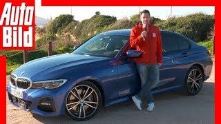 BMW 3er G20 (2018) 330i - Benziner Review / Test / Erste Fahrt   Kholo.pk