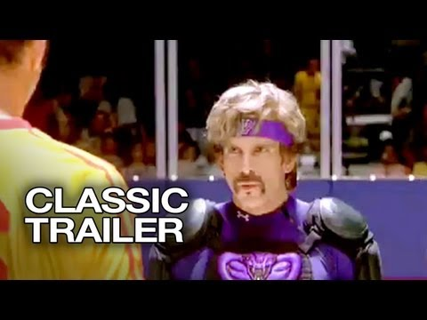 Video trailer för Dodgeball: A True Underdog Story (2004) Official Trailer #1 - Ben Stiller Movie HD