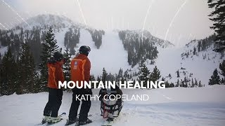 Mountain Healing: Quadriplegic Man Skis Again