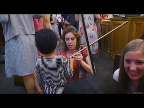 BYU Chamber Orchestra Tours the Philippines in 2017