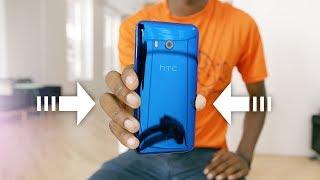 HTC U11: The Squeeze Phone?!
