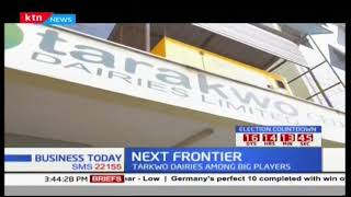 Business Today - 9th October 2017: Next Frontier - How Tarkwo Farmers add value to their milk