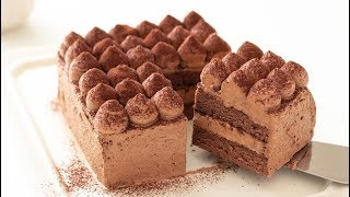 チョコレートケーキの作り方 Chocolate Cake|HidaMari Cooking