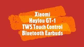 Xiaomi Haylou GT1 TWS Wireless Earbuds