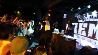 DJ Premier & Bumpy Knuckles @ Sofia Live Club - Shake The Room + wEare At War