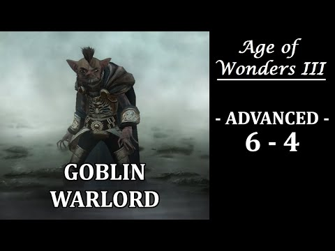Age of Wonders III Advanced #6-4: Mean Mages