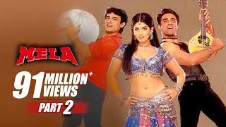 Mela   Part 2   Aamir Khan, Twinkle Khanna   B4U Mini Theatre   FULL HD