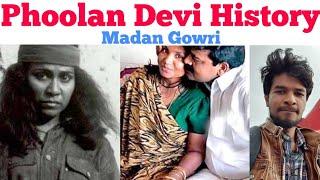 Phoolan Devi Story | Tamil | History | Madan Gowri | MG