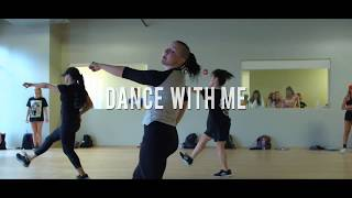 Markus Shields/Tyler Bivens Choreo - 112 - Dance with Me