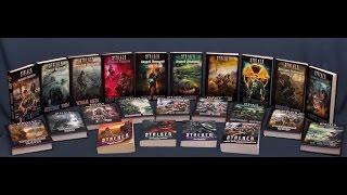 Топ 10 книг Сталкер