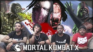 The RANDOM Fighter Mortal Kombat X Tournament!