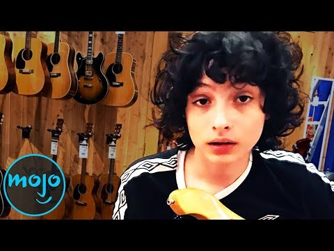 Top 10 Celebs Who Are HUGE Music Nerds