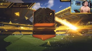 2 SCREAM EN SOBRES Y MI MEJOR FUT DRAFT DE FIFA 17 !!!