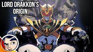 "Power Rangers ""Black Dragon Origin, Evil Tommy"" (Shattered Grid) - Full Story   Comicstorian"