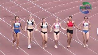 U23 Russian Athletics Outdoor | 2018 Highlights | Girls of Russia | ᴴᴰ