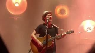 """Johannes Oerding """"Wenn du lebst"""" live in Hamburg 2016"""
