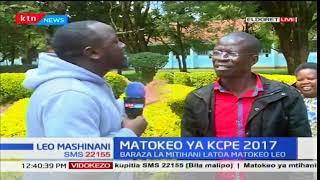 Walimu kaunti ya Uasin Gishu katika harakati za kungojea matokeo ya KCPE shule ya Hill School