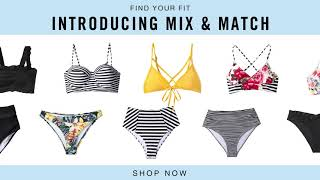 MIX & MATCH | Swim Separates Are Here!