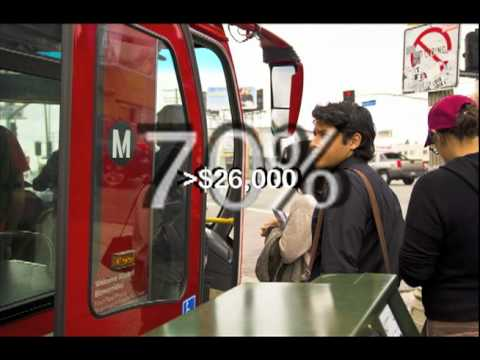 OUT THE WINDOW: Videos on LA buses