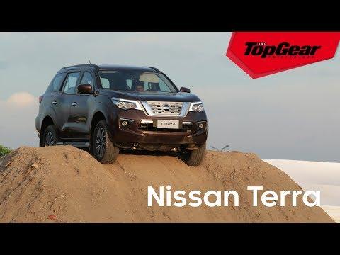 Meet the Nissan Terra