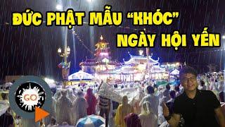 """Đức Phật Mẫu Và Cửu Vị Tiên Nương """"Rưới Hồng Ân"""" Ngày Hội Yến Diêu Trì Cung"""