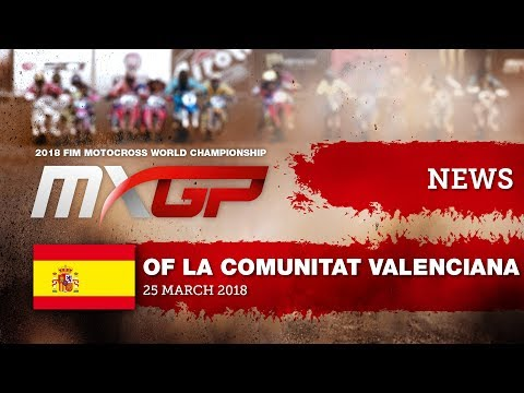 News Highlights - MXGP of La Comunitat Valenciana 2018 #motocross