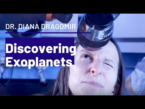 Discovering Exoplanets with Dr. Diana Dragomir