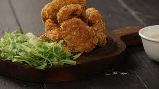 Chicken Nuggets   Not So Junky – by Chef Siddharth   Sanjeev Kapoor Khazana