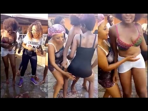 18+ Nigerian Pool Party Crazy Dancing