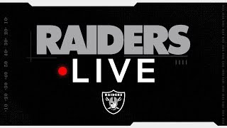 Raiders Live: Postgame Presser - Week 11 - 11.18.18
