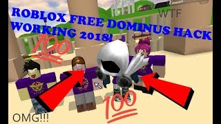 How To Get Dominus On Roblox For Free 2018 免费在线视频最佳电影