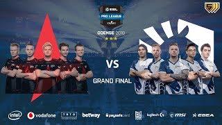 Astralis vs Liquid - [Game 1] Train - Grand Final - ESL Pro League Season 8 Final
