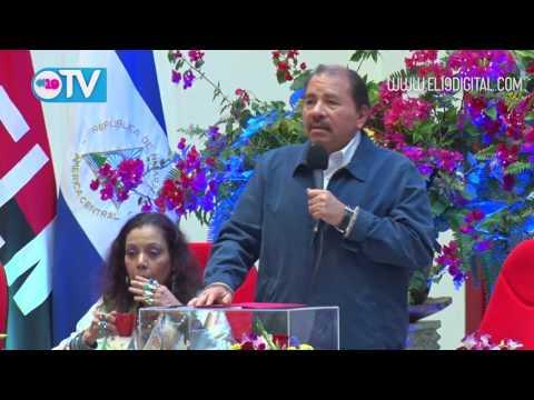 Presidente Daniel destaca Unidad de Nicaragua en Informe de Gestión 2016.mp4