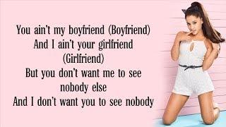 Ariana Grande, Social House   Boyfriend (Lyrics)