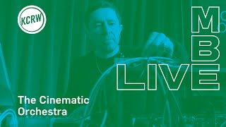 """The Cinematic Orchestra performing """"A Promise"""" Live on KCRW"""