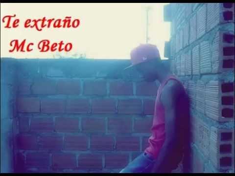 Te extraño Mc Beto (Instrumentales Dj Litio) (Rap sin recursos 2013 Vol 1)