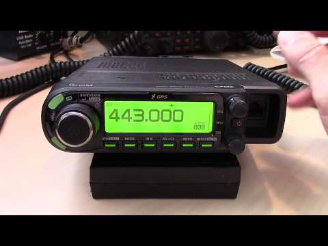 Introduction to the IC-9700 VHF/UHF/1200 MHz Base Station SDR