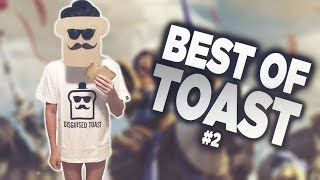 Best of Disguised Toast - Hearthstone Funny & Epic Moments