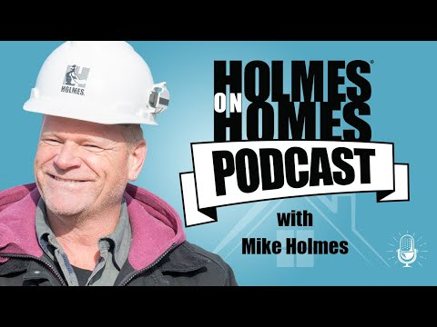 Holmes On Homes Podcast Trailer