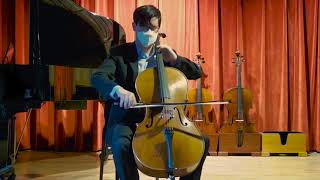 Berndt Dimbath Carcassi Model Cello