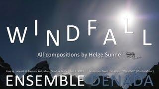 ENSEMBLE DENADA, selections from the album Windfall (Ozella Music)