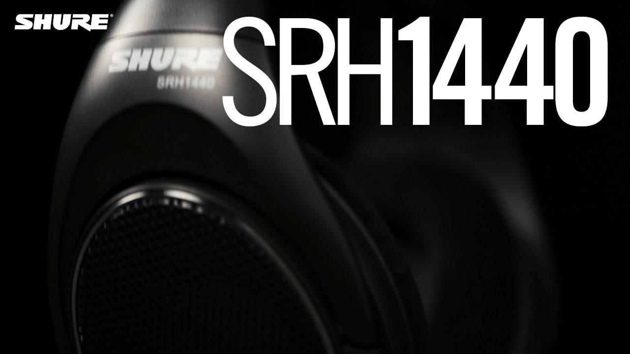 Shure SRH1440 Professioneller, offener Kopfhörer