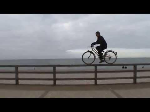 פעלולים מדהימים על אופניים מתפרקים