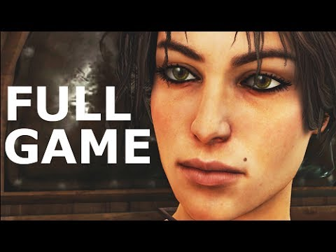 Syberia 3 - Full Game Walkthrough Gameplay & Ending (No Commentary) (All Cutscenes Game Movie 2017)