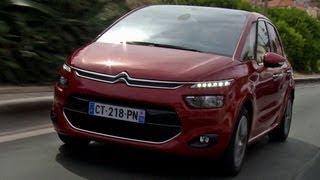 Citroën C4 Picasso roadtest